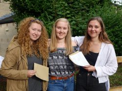 Sixth Form girls achieve excellent results at A Level