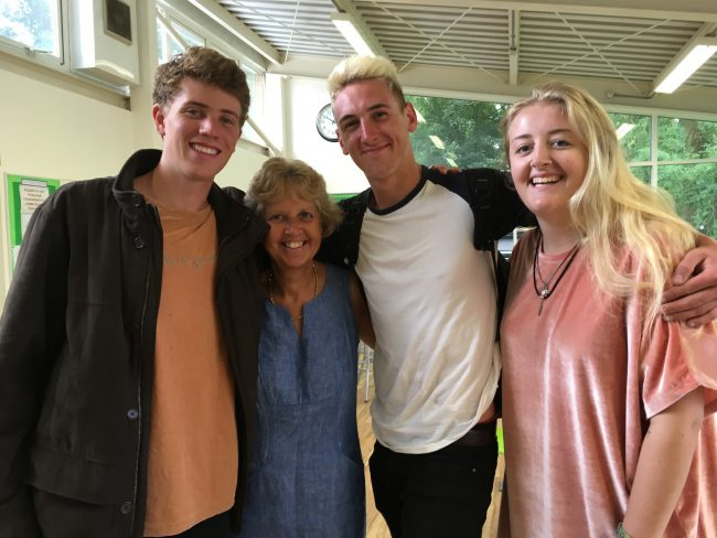 Record-breaking A Level results!