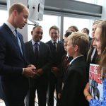 Sexeians meet HRH Prince William