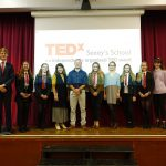 Speakers at Sexey's TEDx event