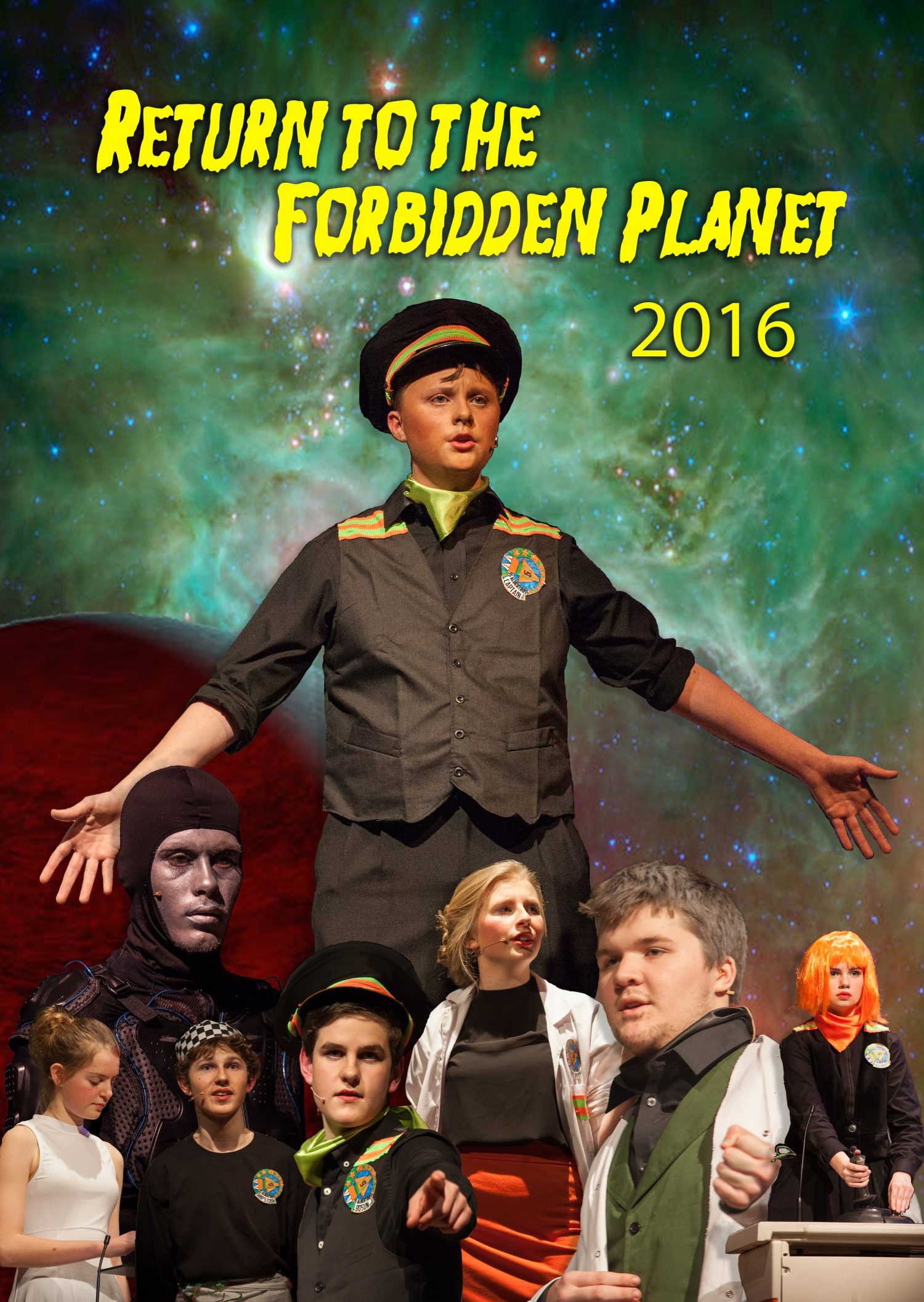 Return to the Forbidden Planet, 2016