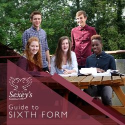 Sixth Form Guide