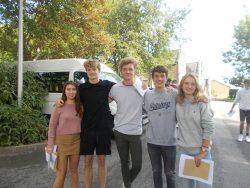 Top GCSE students 2018