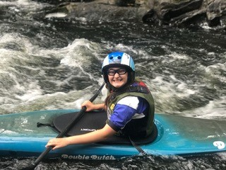 Canoe Slalom Success