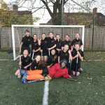 Winning Year 7 hockey team