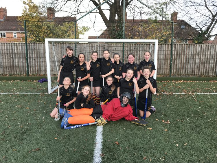 Year 7 girls hockey: county finalists!