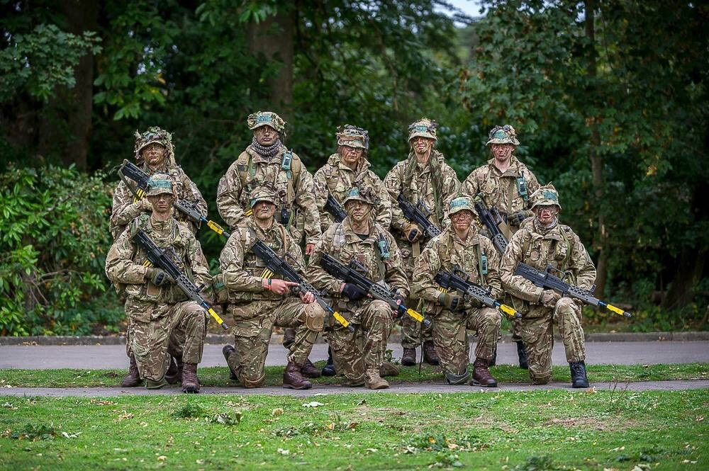 Rifles Competition