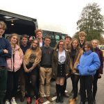 Students visit HE+ careers conference