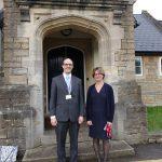 Bank of England economist visits Sexey's School