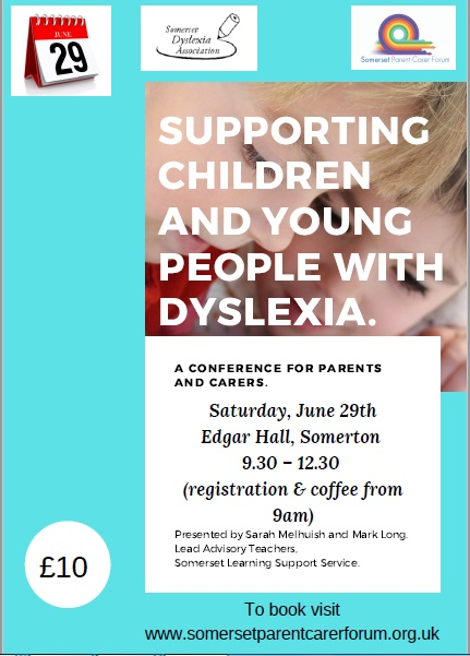 Dyslexia conference
