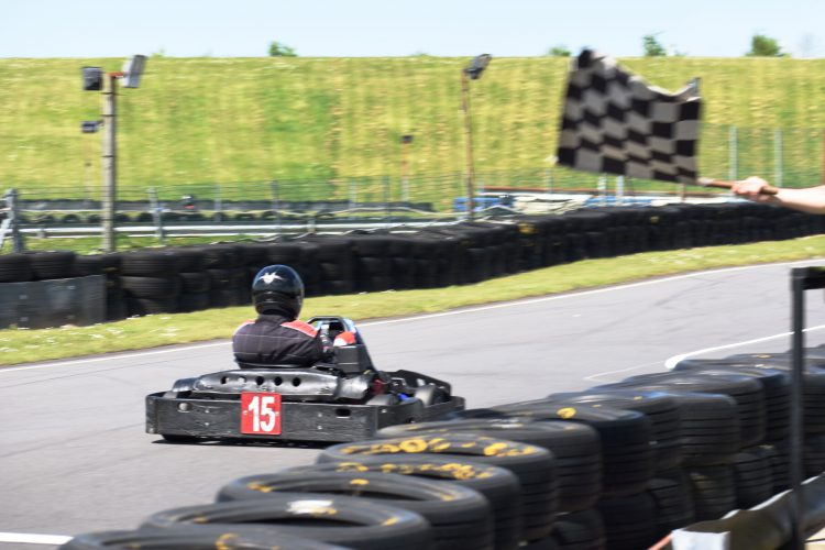 Karting: Regional finals