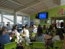 Students hear from professionals for careers week