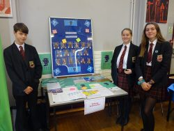 Student Anti Bullying Ambassador representatives