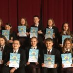 Sexey's students receive NATRE certificates