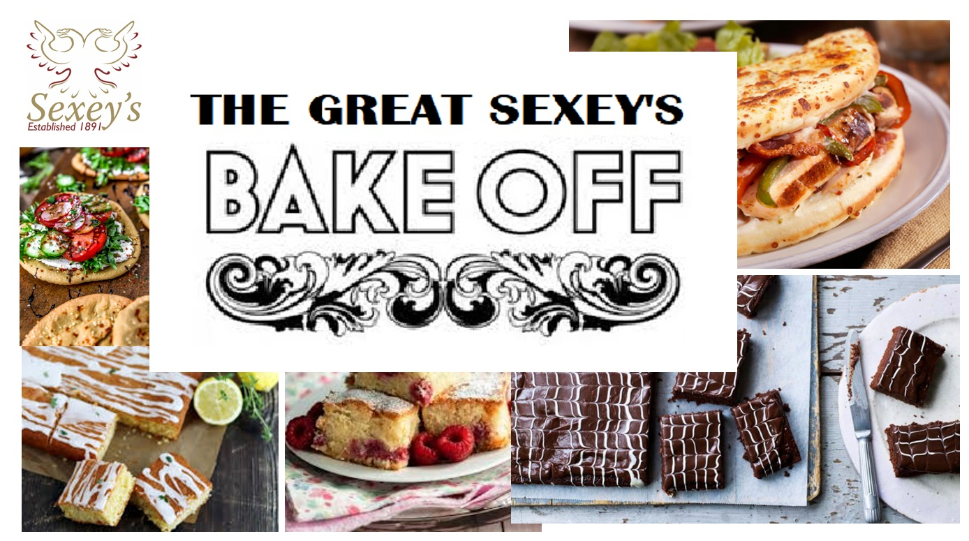 Great Sexey's Bake Off