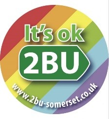 It's Ok 2BU charity logo
