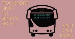 transport links to Sexey's Sixth form banner