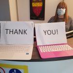 laptop thank you
