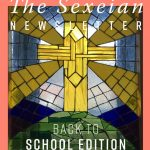 front page of easter newsletter