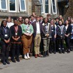 Student senior leadership team 2021