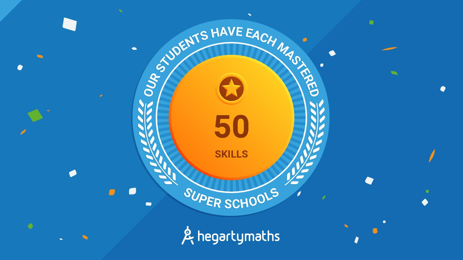 HegartyMaths Super School!