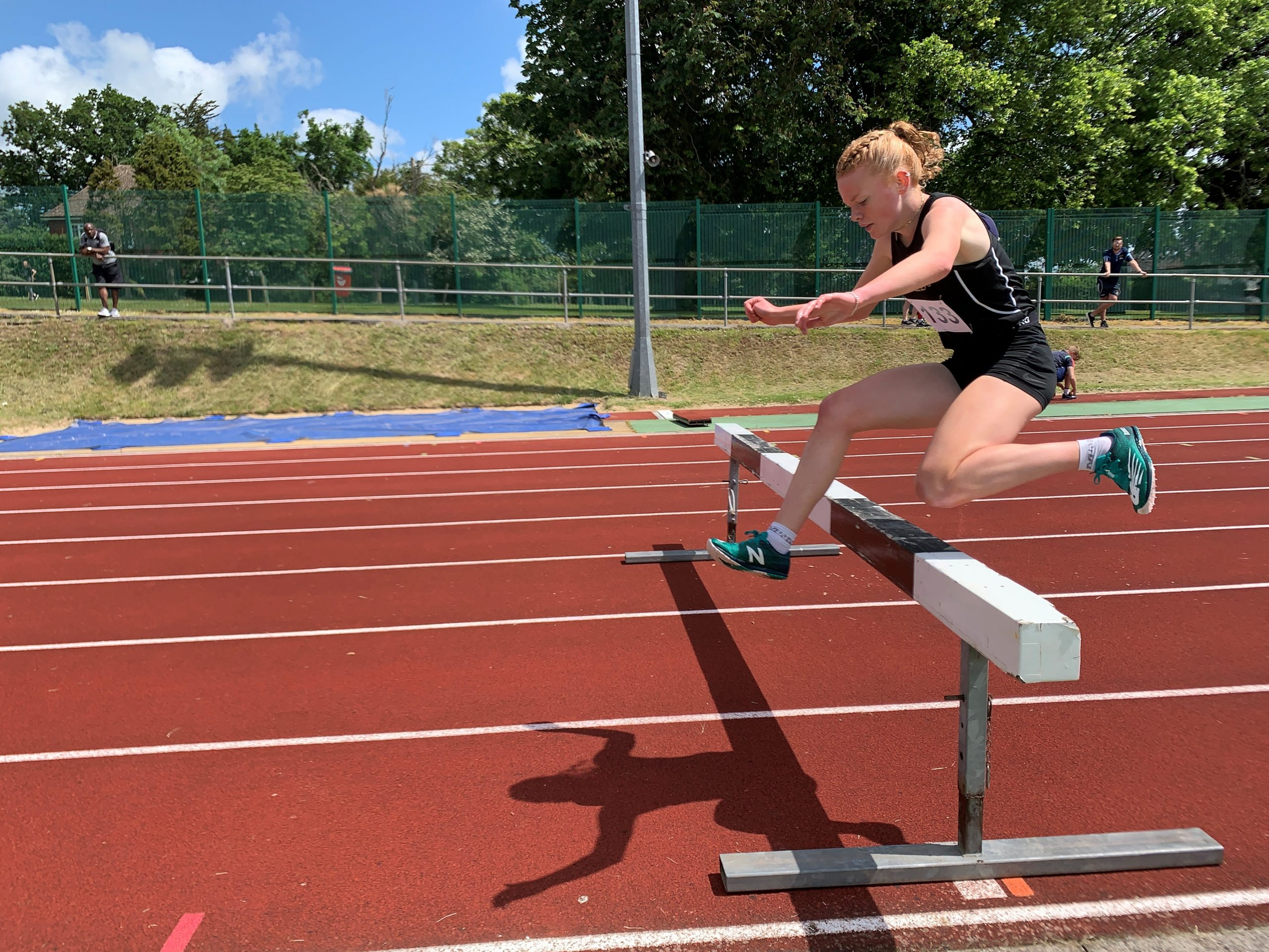 Sixth Former wins Steeplechase