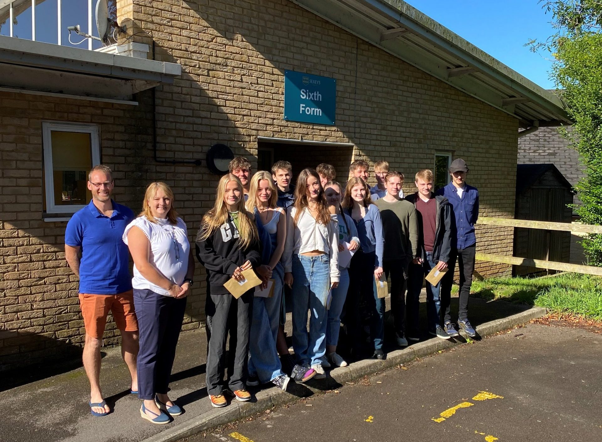 A Level results 2021!